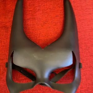 Batgirl Halloween Mask
